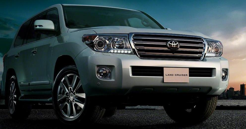 Land Cruiser 200 restail