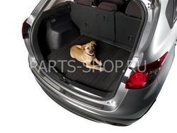 Коврик багажника резиновый для Mazda 6. Подробнее...