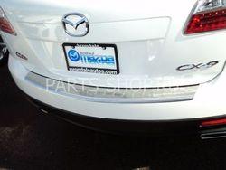 Накладка на задний бампер OEM Mazda CX 9
