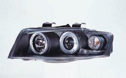 Фары темные 01-04 Audi A4