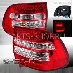 Светодиодные задние фонари Porsche 02-07
