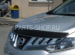 Дефлектор капота OEM Nissan Murano 2008-