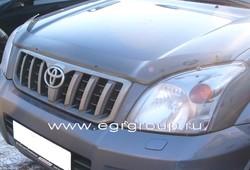 Дефлектор капота Toyota Land Cruiser Prado 120 EGR.