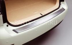 Накладка на задний бампер RX270/RX450h (алюминий)