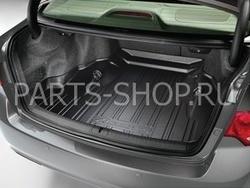 Коврик багажника-поддон honda accord