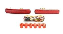 Задние противотуманные фонари светодиодные Highlander 2012-
