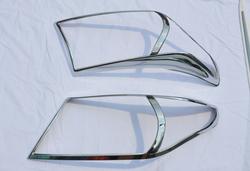 Накладки на фары LC200 2012 (комплект)