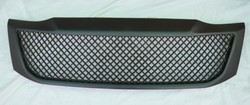 Решетка радиатора hilux 2012-2015 стиль бентли, чёрная