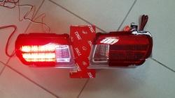 Задние противотуманные фонари lc150 с доп. светом зад. хода