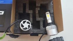 Диодные лампы LED H3, HB3, HB4, H11