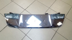 Накладка на пятую дверь с подсветкой lc120 стиль gx470, разные цвета
