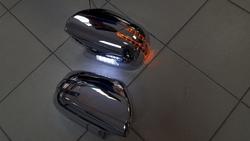 """Корпуса зеркал в стиле """"Mercedes"""" на Lexus GX470"""