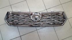 Решетка радиатора на Highlander 2012- стиль Infiniti