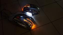 """Корпуса зеркал в стиле """"Mercedes"""" на RX300/330/350/Harrier 2003-"""
