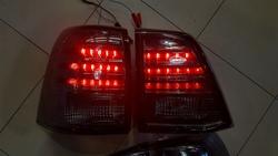Фонари светодиодные дизайн Lexus на LC200 (комплект)
