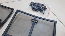 Защитные сетки prado 150 для решетки радиатора