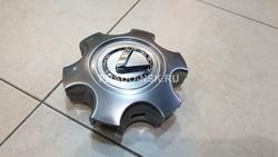 Колпак на диск колеса GX470, серый (графитовый) цвет