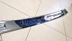Накладка на задний бампер Honda CRV 2013+