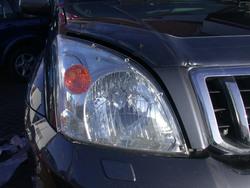 Защита фар Toyota Land Cruiser Prado 120 EGR.