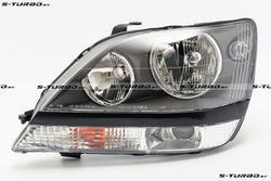 Оптика передняя RX330 евросвет черная (не под корр.)