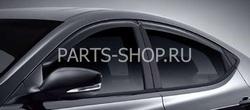 Ветровики Hyundai Elantra