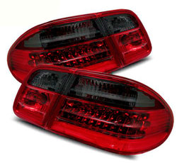Фонари задние светодиодные тонированные Mercedes