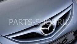 Решетка радиатора Sport на Mazda 6 2008-