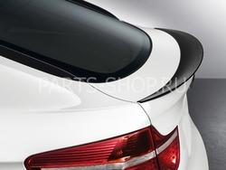 Задний спойлер BMW X6
