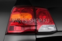 Фонари задние рестайлинг LC200 2012- (комплект)