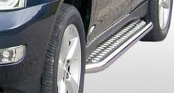 Пороги-ступени RX330-400h 60мм.