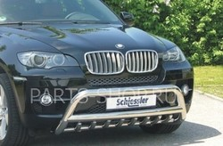 Защита картера на BMW