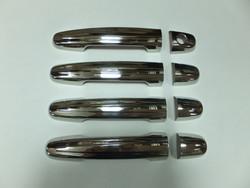 Накладки на дверные ручки из нерж. (комплект)