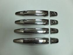 Накладки на дверные ручки LC120 нерж. (комплект)