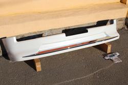 Обвес передний Modellista LC200 стиль 2013+ (белый перл.)