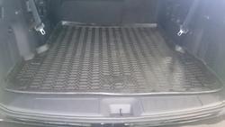 Коврик багажника длинный на Pathfinder