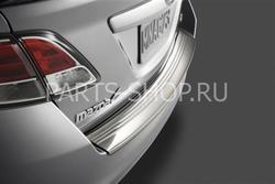 Накладка на задний бампер ОЕМ для Mazda 6 2009-