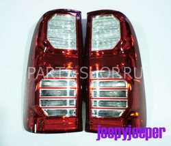 Фонари задние светодиодные Hilux 2012