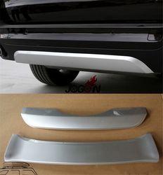 Накладки переднего и заднего бампера X5 F15