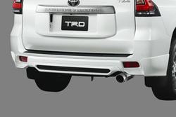 Обвес TRD задний для prado 150