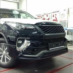 Обвес на Toyota Fortuner 2017