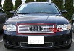 Решетка радиатора на Audi A4 01-05'