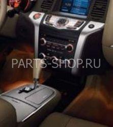 Подсветка пола салона Nissan Murano 2008-
