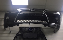 Бампер и решетка стиль F-Sport для Lexus Rx350, Rx270 2012-15