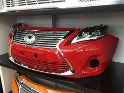 Бампер передний Corolla 140/150 стиль Lexus