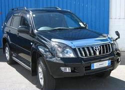 Дефлектор капота Toyota Land Cruiser Prado 120 AirPlex