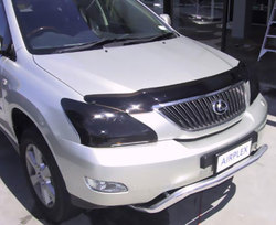Дефлектор капота Toyota Harrier 2003- AirPlex