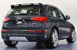 Спойлер на крышку багажника Audi Q5  ABT Style