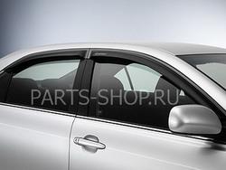 Ветровики Toyota Camry 2001-2005 OEM