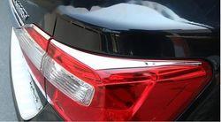 Накладки на задние фонари Camry 2011-