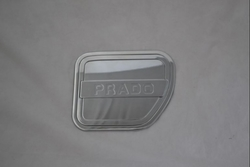Накладка на люк бензобака LC150 (2 варианта)